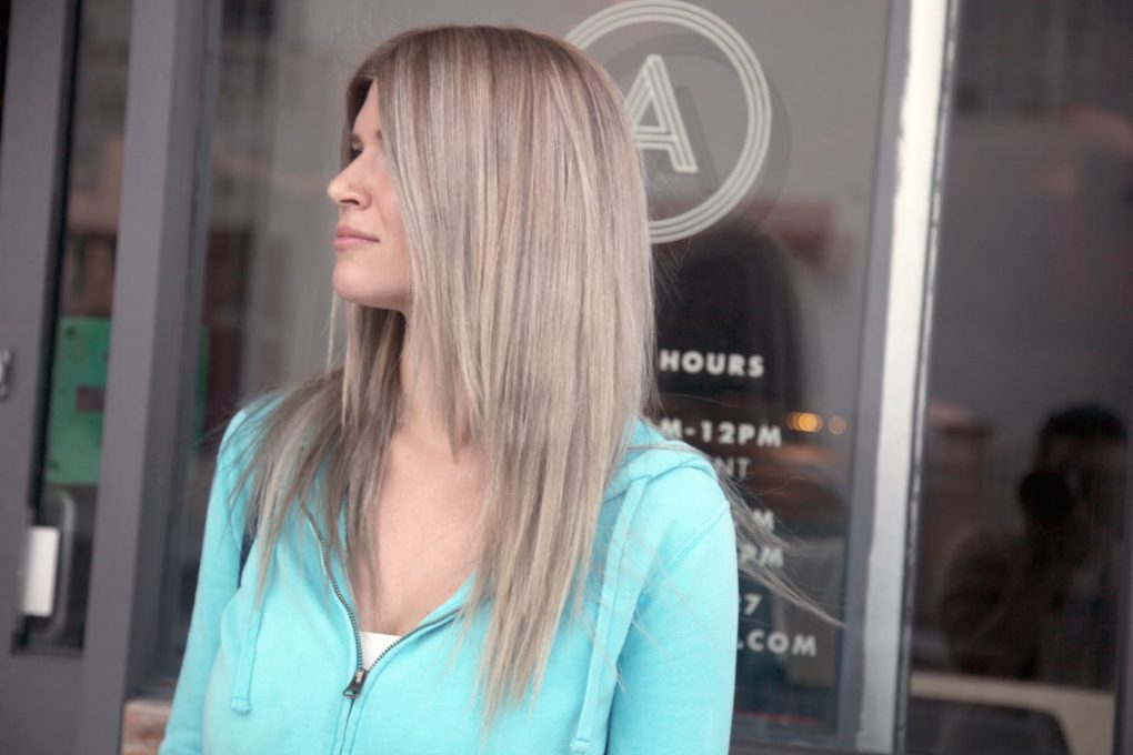 "Aesthete hair salon bondi beach ""Colour cerection "" package"
