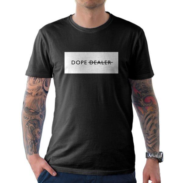 AESTHETERATI DOPE DEALER Premium T-Shirt