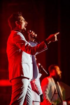 Kevin Richardson of Backstreet Boys. (Photo: Lauren Garbutt/Aesthetic Magazine Toronto)