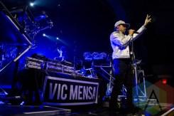 Vic Mensa. (Photo: Dianna Lee/Aesthetic Magazine Toronto)
