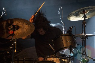 Capsize performing at The Danforth Music Hall in Toronto on December 20, 2015 during the Stay Warm Festival. (Photo: Theo Rallis/Aesthetic Magazine)