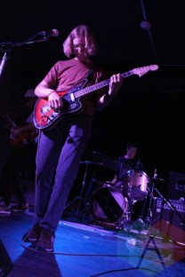 Nap Eyes performing at The Garrison in Toronto on April 7, 2016. (Photo: Cecilia Chan/Aesthetic Magazine)