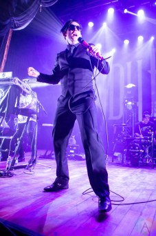 William Control performs at the Opera House in Toronto on February 15, 2017. (Photo: Katrina Lat/Aesthetic Magazine)
