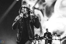 Bring Me The Horizon performs at Ricoh Coliseum in Toronto on March 15, 2017. (Photo: Francesca Ludikar/Aesthetic Magazine)