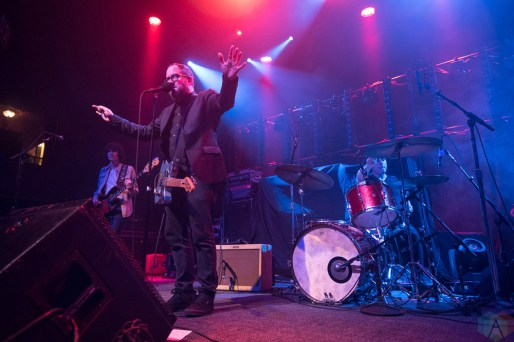 Craig Finn performs at the Fillmore in San Francisco on March 14, 2017. (Photo: Steve Carlson/Aesthetic Magazine)