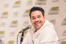 Brett Dalton (Agents of S.H.I.E.L.D) appears at Toronto ComiCon 2017 at the Metro Toronto Convention Centre in Toronto. (Photo: Angelo Marchini/Aesthetic Magazine)