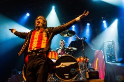 Avatar performs at the Danforth Music Hall in Toronto on April 16, 2017. (Photo: Tyler Roberts/Aesthetic Magazine)