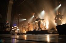 Bonobo performs at the Danforth Music Hall in Toronto on April 24, 2017. (Photo: Morgan Hotston/Aesthetic Magazine)