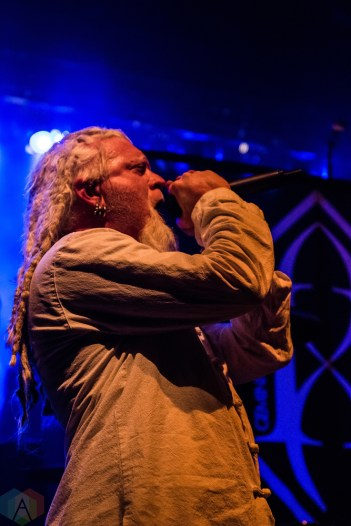 Gemini Syndrome performs at the Danforth Music Hall in Toronto on April 16, 2017. (Photo: Tyler Roberts/Aesthetic Magazine)
