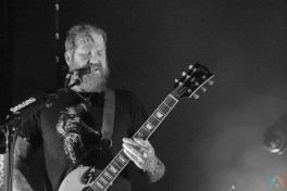 Mastodon performs at the Paramount Theatre in Seattle on April 15, 2017. (Photo: Daniel Hager/Aesthetic Magazine)