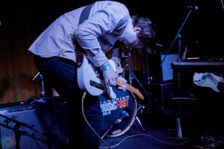 Valley performs at the Drake Hotel in Toronto on April 22, 2017. (Photo: Sarah McNeil/Aesthetic Magazine)