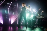 Sylvan Esso performs at the Phoenix Concert Theatre in Toronto on May 23, 2017. (Photo: Morgan Hotston/Aesthetic Magazine)