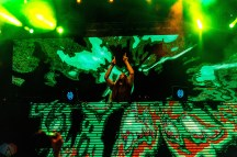 Bassnectar performs at the Bunbury Music Festival in Cincinnati on June 3, 2017. (Photo: Taylor Ohryn/Aesthetic Magazine)