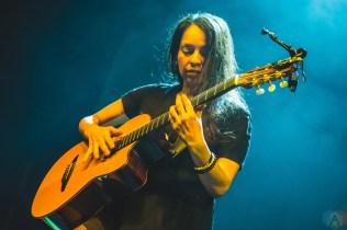 Rodrigo y Gabriela performs at the Danforth Music Hall in Toronto on June 14, 2017. (Photo: Tyler Roberts/Aesthetic Magazine)