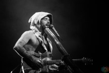 Xavier Rudd performs at Danforth Music Hall in Toronto on July 19, 2017. (Photo: Lindsay Duncan/Aesthetic Magazine)