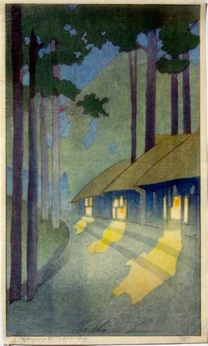 bertha-lum-1879-1954-road-to-the-forest