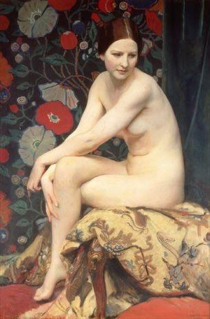 george-spencer-watson-nude-1927