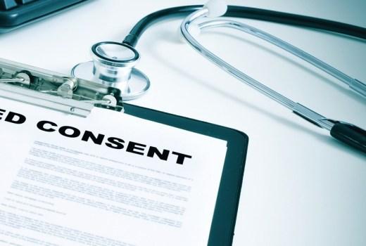 Consent form