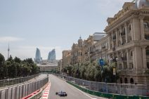 The Baku Skyline