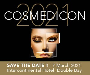 Save the date, COSMEDICON 2021