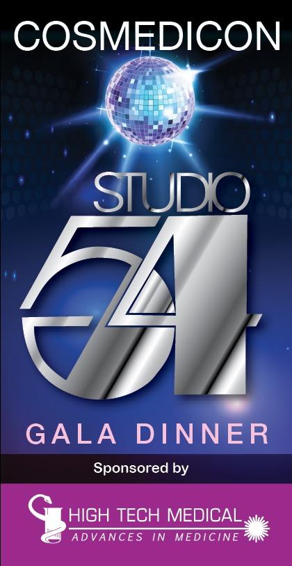 Studio 54 Gala Dinner