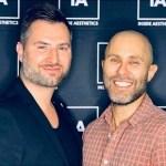 Dr Jake Sloane & David Segal