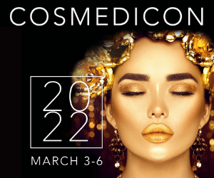 Register now for COSMEDICON 2022