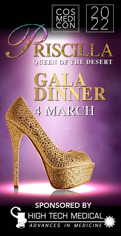 Priscilla Gala Dinner