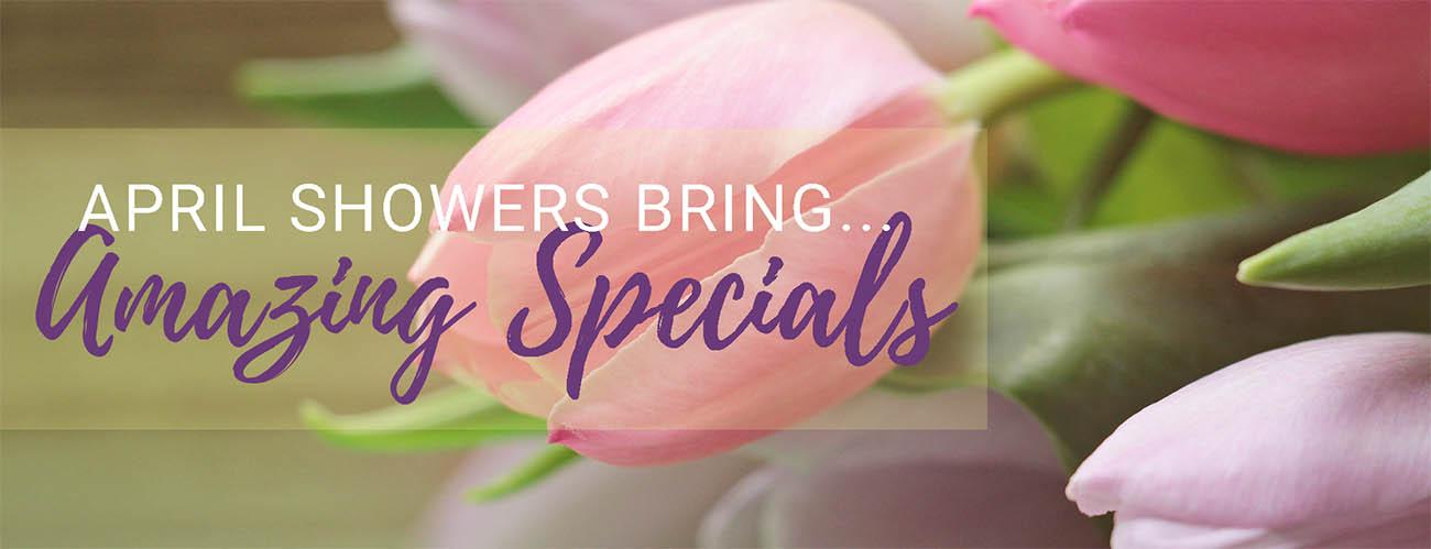 April 2019 MedSpa Specials