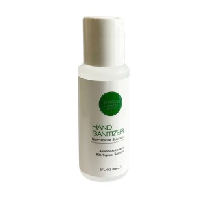 Dr.Barad illuminated skincare: Hand Sanitizer Non-sterile Solution Alcohol Antiseptic 80% Topical Solution