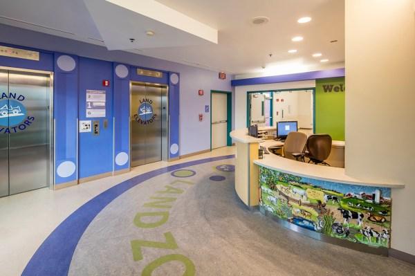 Valley Children's Hospital - Aesthetics: Art | Design
