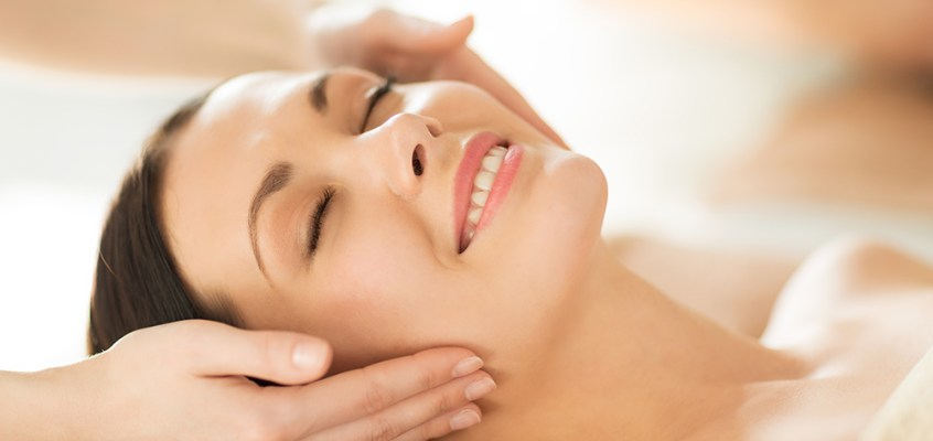Fire and Ice Chemical Peel Treatment
