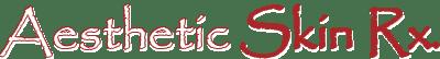 Aesthetic Skin RX Logo
