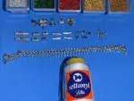 Kit Iniciante para fazer bijuterias de miçanga no tear