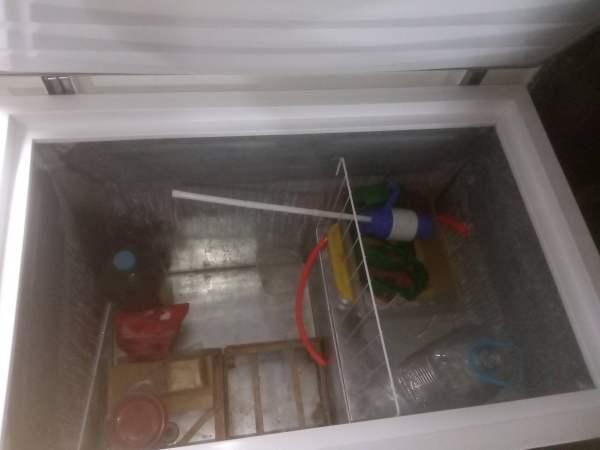 Freezer Eletrolux H300 2