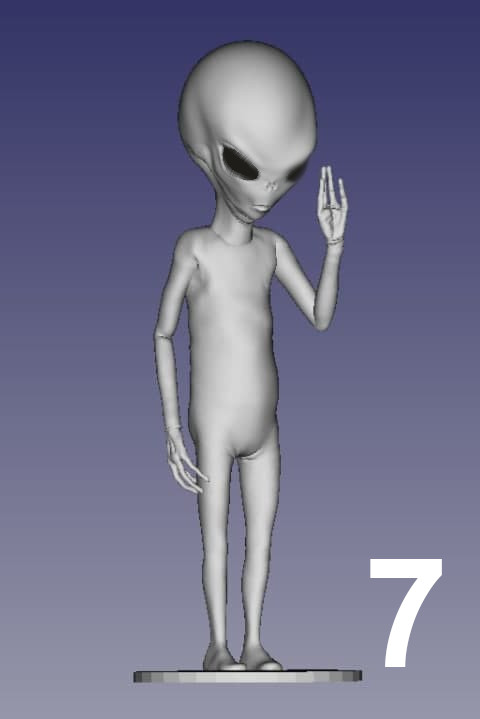 ET Grey Zorak Pose 7