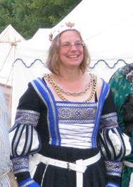 Duchess Rowan de la Garnison.