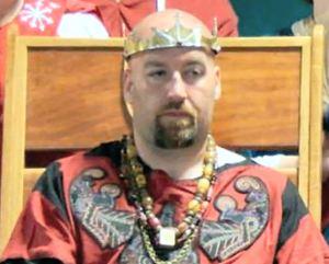 Titus bored at court