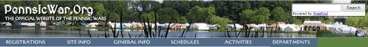 Pennsic website banner