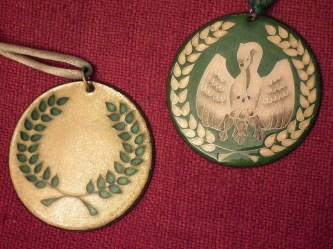 Genevieve medallions 1