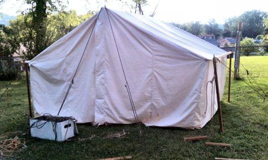 Wall tent Julianna