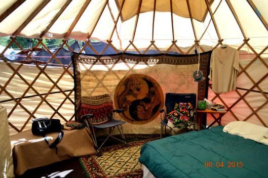 Yurt Interior Mark
