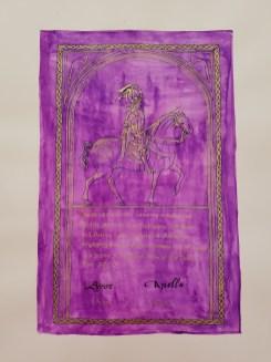 Scroll by Baroness Rosemund von Glinde