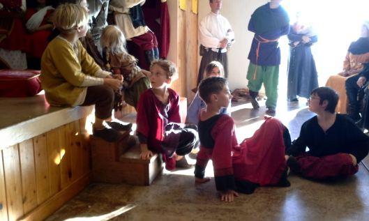 children-at-court
