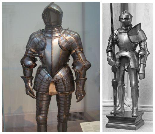 German Jousting armor