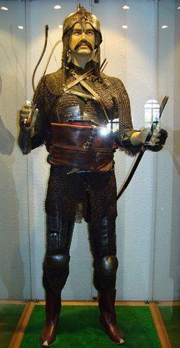 Ottoman armor