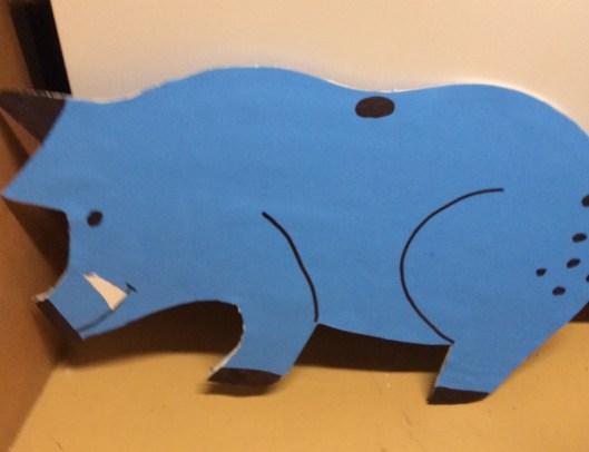 pig target