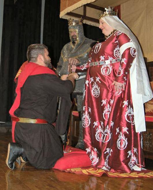 Arias becomes Jewel Herald
