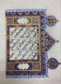 Juliana Grant scroll