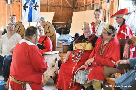 Snorri Queen's Inspiration